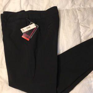 Skinny stretch dress pants